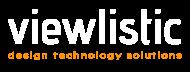 Viewlistic Logo transparent White2